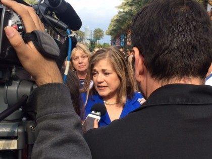 Loretta Sanchez (Adelle Nazarian / Breitbart News)