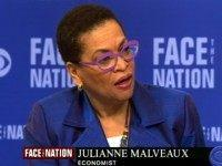 """Sunday on CBS's """"Face the Nation,"""" economist and political commentator …"""