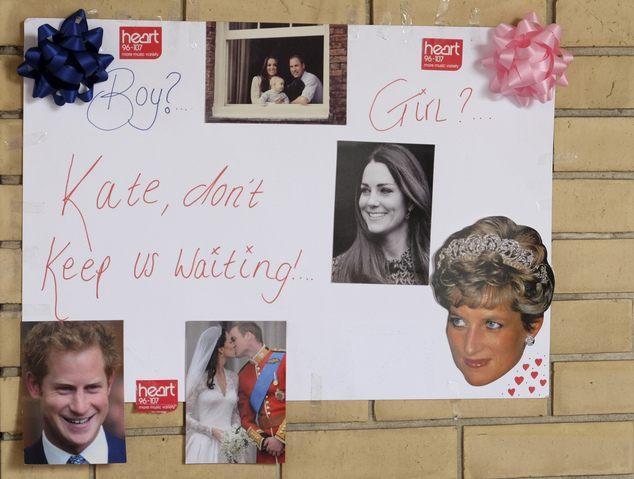 Britain Royal Baby