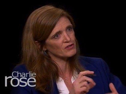 "Earlier this week on ""Charlie Rose,"" U.S. Ambassador to the …"