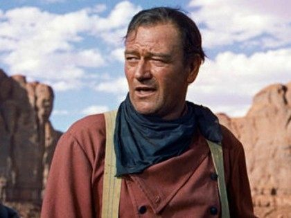 "**FILE**In this photo released by Warner Bros., actor John Wayne plays Ethan Edwards in the 1956 film ""The Searchers."" The film is among the American Film Institute's best western movies."