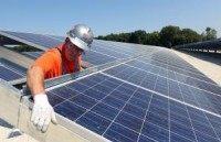 Training target of U.S. solar funding