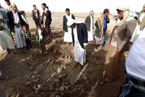 Rights group: Saudi Arabia used cluster bombs in Yemen bombing campaign