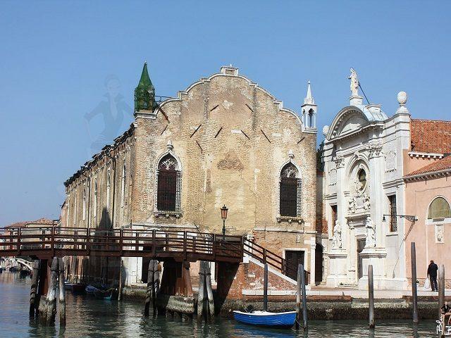 Santa Maria della Misericordia -- Venice