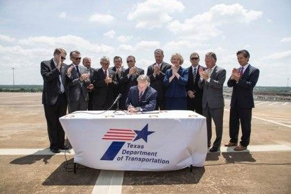 Texas Governor Greg Abbott signed a bill on Tuesday designating …