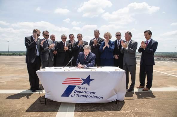 Texas Governor Greg Abbott signed a bill on Tuesday designating …
