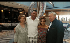 Robert Salinas, the convicted money laundering felon that was hired by Donna ISD served as a witness in the wedding of one of the board members in Las Vegas.