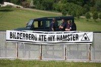 The Bilderberg Group Arrive In Watford