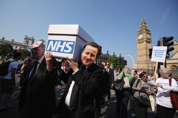 65th Anniversary On The NHS