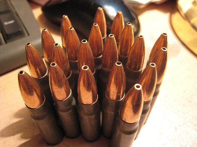 blackguns black guns bullets - photo #32