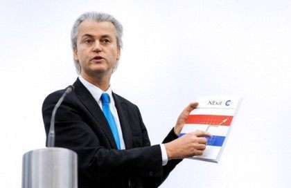NETHERLANDS-POLITICS-FARRIGHT-REPORT