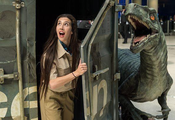 Jurassic World Waterloo Take Over