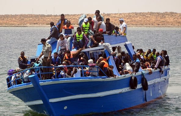 TUNISIA-MIGRANTS-TRANSPORT