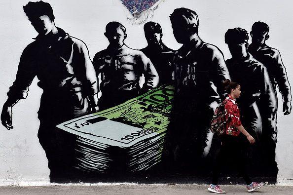 GREECE-EU-EUROZONE-BANKING-LOANS-BANK