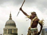 African Shakespeare (Adrian Dennis / AFP / Getty)