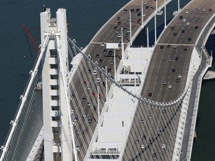 Bay Bridge (Justin Sullivan / Getty)