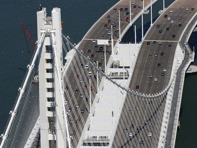 Bay Bridge (Justin Sullivan / Getty)