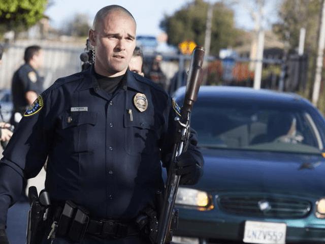 Biker shootout San Diego (Sam Hodgson / Reuters)