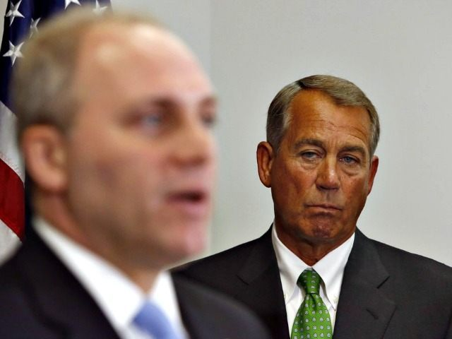 Exclusive–John Boehner Embarrassed: His Whip Team Couldn't Find Votes to Reelect Him Speaker Last Week