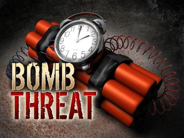 Bomb Threat - AP Image