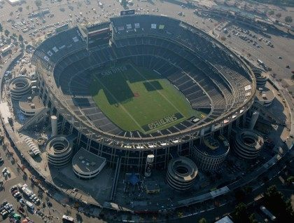 Chargers Stadium (Sandy Huffaker / Getty)