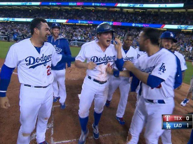 Dodgers Balk Kike Hernandez