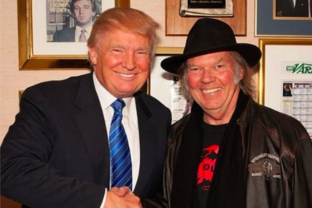 Donald-Trump-and-Neil-Young