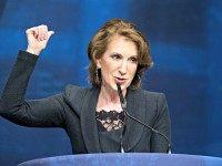 Carly Fiorina Calls Putin, Khamenei, Al-Assad Are 'Tyrants'