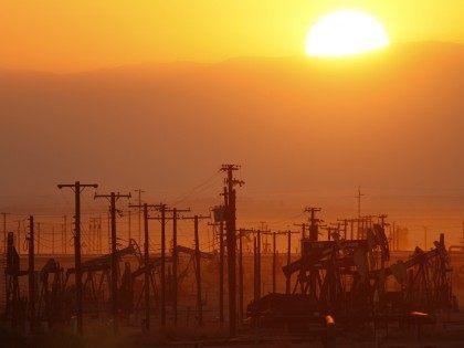 Fracking (David McNew / Getty)