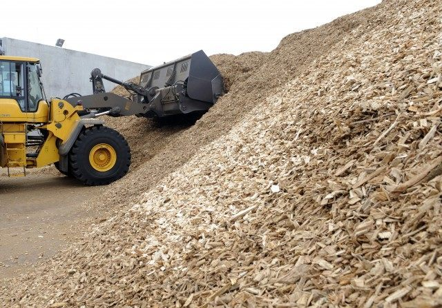 FRANCE-INDUSTRY-ENERGY-BIOMASS