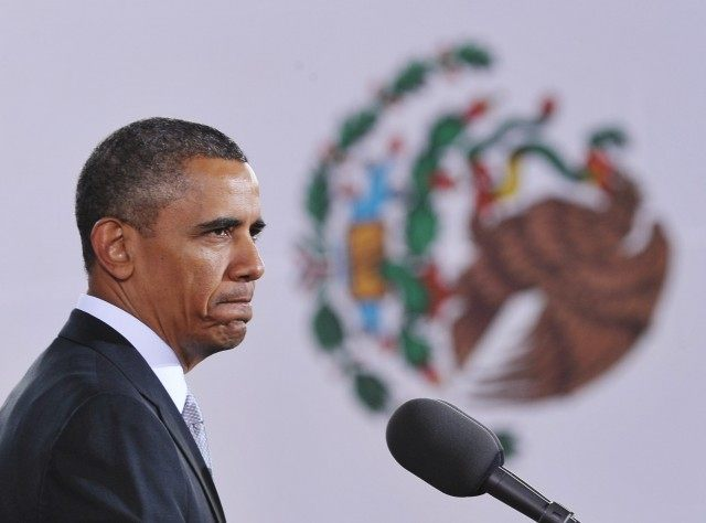 MEXICO-US-OBAMA-SPEECH