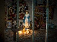 Displaced Christians Take Refuge In Erbil