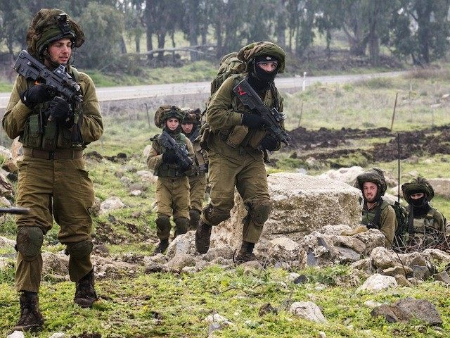 ISRAEL-SYRIA-GOLAN-CONFLICT