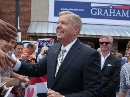 Sen. Lindsey Graham (R-SC) Announces His Candidacy For President