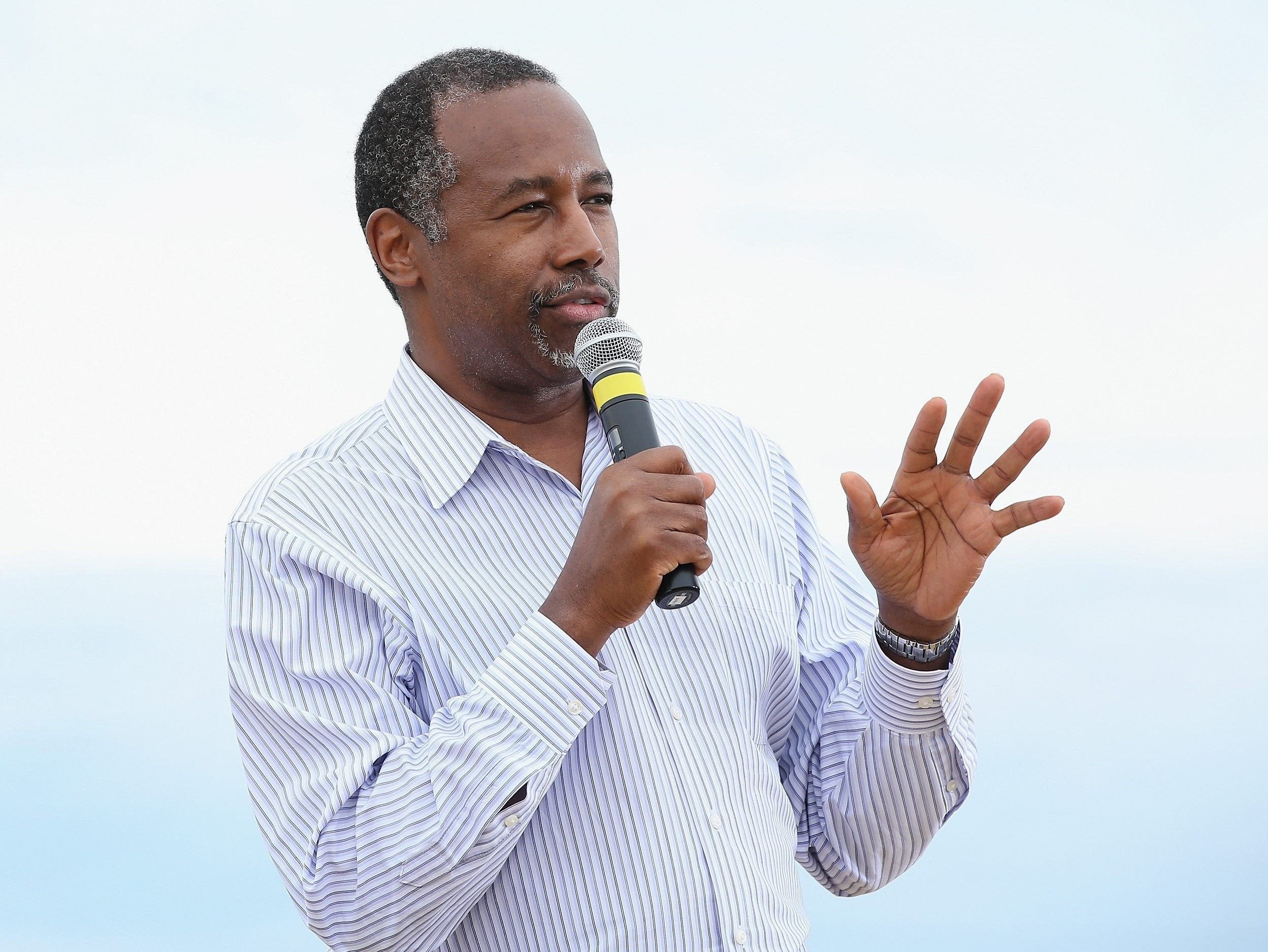 Ben Carson: 'Black Lives Matter' Is PC 'Going Amok'