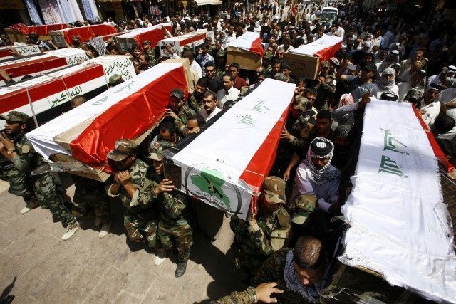 IRAQ-CONFLICT-FUNERAL-SHIITE