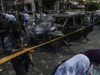 EGYPT-UNREST-BOMB-JUDICIARY