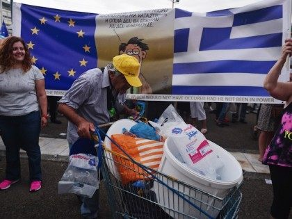 GREECE-POLITICS-ECONOMY-EU-IMF