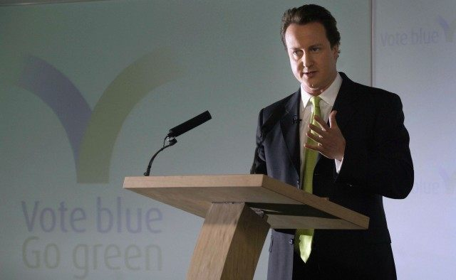 David Cameron On The Final Phase Of Local Election Campaign