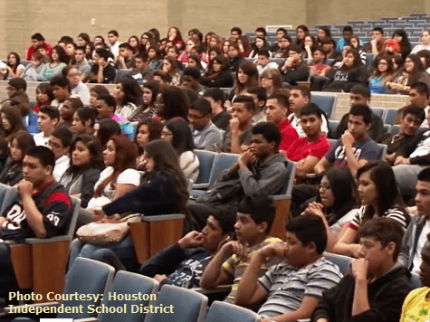 Houston ISD Students