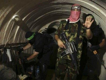 EXCLUSIVE: Hamas Building Sophisticated 'Tunnel City' Under Gaza