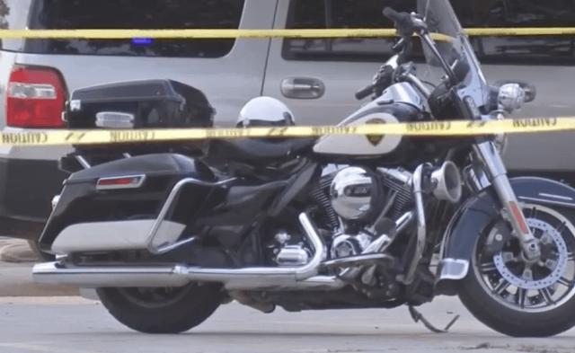 Houston Police Officer Shot - KTRK