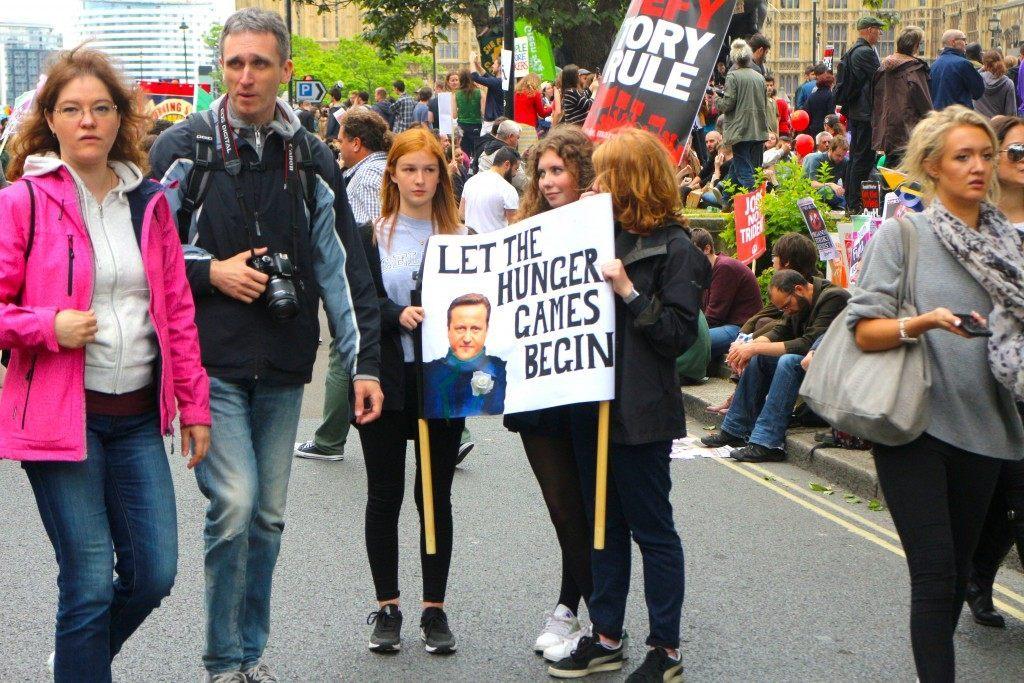 Children attended (Raheem Kassam/Breitbart London)