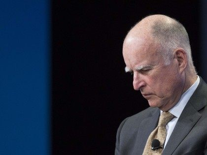 Jerry Brown (David McNew / Getty)