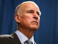 Jerry Brown (Justin Sullivan / Getty)