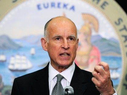 Jerry Brown (Kevork Djansezian / Getty)