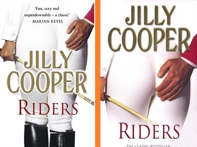 Jilly Cooper The Riders