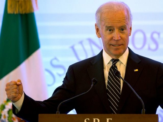 Joe Biden Mexico Talk AP