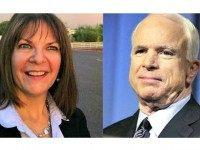 Kelli Ward Grows Conservative Support Against John McCain