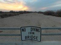 Kern River Bakersfield Drought (David McNew / Getty)